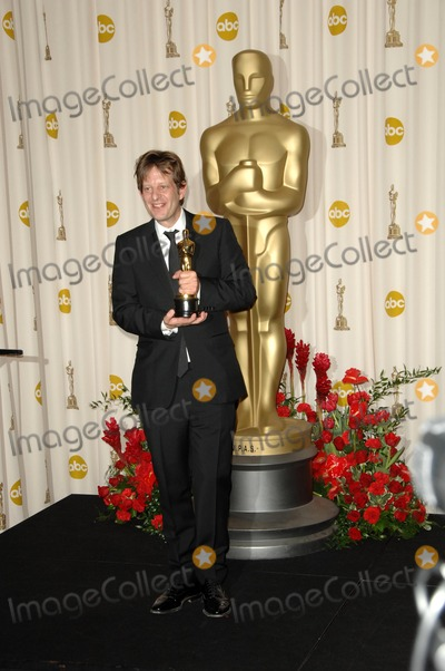 Christian Colson Photo - Christian Colson in the Press Room at the 81st Annual Academy Awards Kodak Theatre Hollywood CA 02-22-09