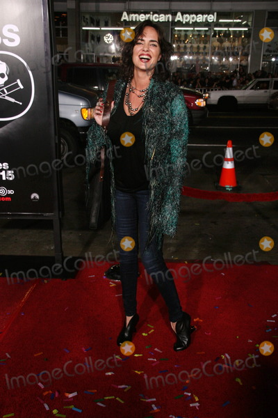 Michelle Johnson Photo - Michelle Johnsonat the premiere of Jackass 3D Chinese Theater Hollywood CA 10-13-10