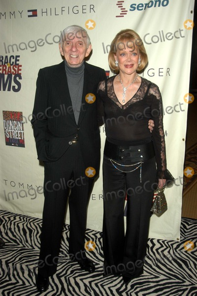 Aaron Spelling Photo - Aaron Spelling and Candy Spelling at the 10th Annual Race To Erase MS Century Plaza Hotel Century City CA 05-09-03