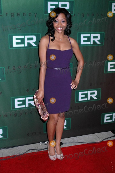 Bresha Webb Photo - Bresha Webb at the Party Celebrating the series finale of the television show ER Social Hollywood Hollywood CA 03-28-09