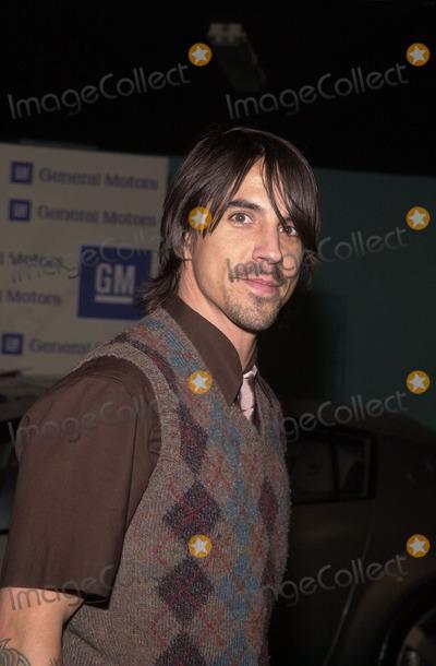 Anthony Kiedis Photo - Anthony Kiedis at the General Motors TEN fashion show to showcase their new concept cars  Palladium Hollywood 03-21-02
