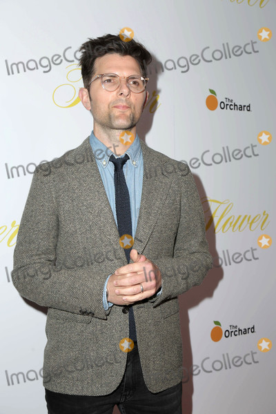 Adam Scott Photo - Adam Scottat the Flower Premiere Arclight Hollywood CA 03-13-18