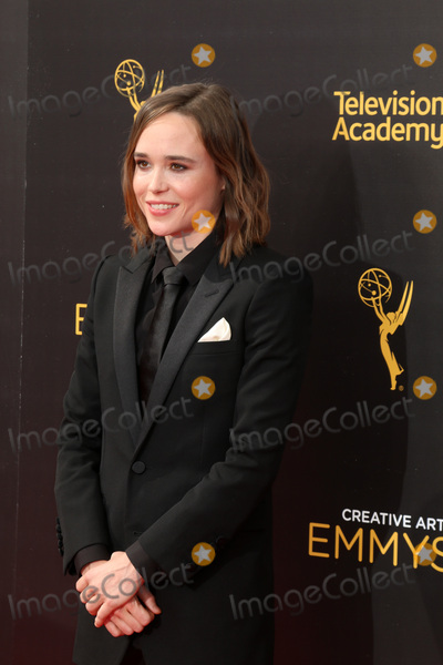 Ellen Page Photo - Ellen Pageat the 2016 Primetime Creative Emmy Awards Microsoft Theater Los Angeles CA 09-11-16