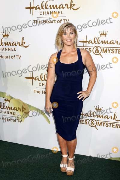 Alison Sweeney Photo - Alison Sweeneyat the Hallmark TCA Summer 2017 Party Private Residence Beverly Hills CA 07-27-17