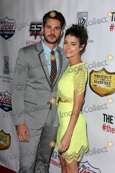 Jayson Blair Photo - Jayson Blair Allison Paigeat The Wrong Side of Right Premiere TCL Chinese 6 Hollywood CA 07-14-15