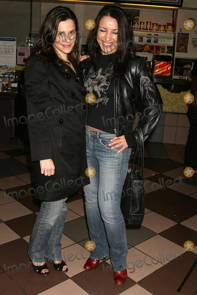 Anastasia Fontaines Photo - Anastasia Fontaines and Sarah Lassezat the Los Angeles Premiere Of Bob Funk Laemmles Sunset 5 Theatres Los Angeles CA 02-27-09
