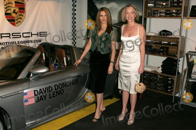 Anne Marie Mogg Photo - Anne-Marie Mogg and Jenny McShaneat a party before a Katrina Wilma and Rita Hurricane relief Auction benefitting Save the Children Automotive Legends Malibu CA 11-11-05