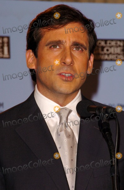 Steve Carell Photo - Steve Carellat the 63rd Annual Golden Globe Awards Nominations Press Conference Beverly Hilton Hotel Beverly Hills CA 12-13-05