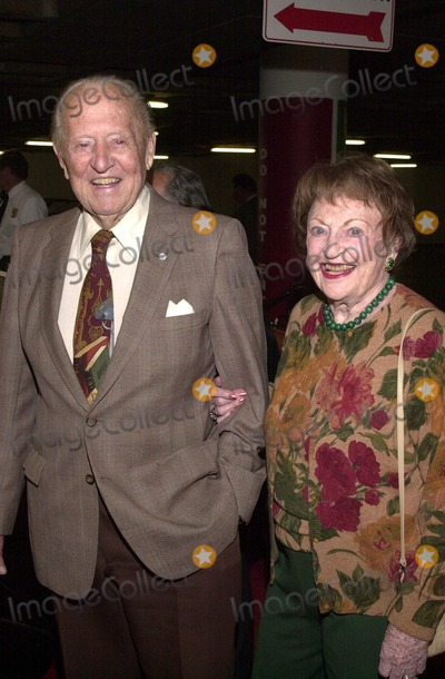 Art Linkletter Photo - Art Linkletter and wife at the Petersen Automotive Museums annual Cars and Stars Gala to benefit the museums youth programs Los Angeles 06-13-02