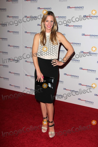 AJ Cook Photo - AJ Cookat the Surviving Grace Theatrical Benefit for Alzheimers Stephen J Ross Theater Warern Bros Stduios Burbank CA 09-25-13