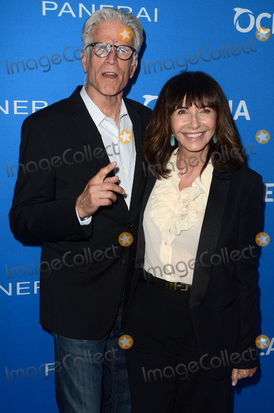 Sting Photo - Ted Danson  Mary Steenburgenat Oceana Presents Sting Under The Stars Private Home Los Angeles CA 07-19-16