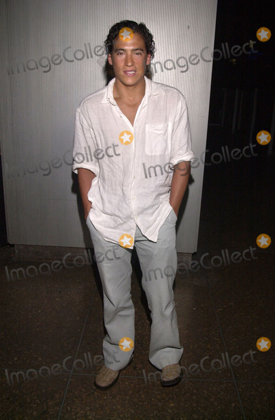 Andrew Keegan Photo -  Andrew Keegan at the premiere party for the new Sci-Fi series TRACKER at 360 in Hollywood 10-18-01