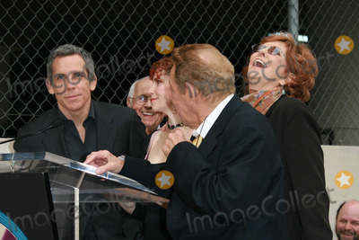 Amy Stiller Photo - Jerry Stiller and Anne Meara with Ben Stiller and Amy Stillerat the ceremony honoring Jerry Stiller and Anne Meara with a star on the Hollywood Walk of Fame Hollywood Boulevard Hollywood CA 02-09-07