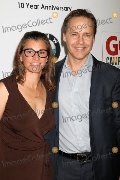 Chad Lowe Photo - Chad Lowe Kim Painterat the 10th Anniversary Celebration of Go Campaign Manuela at Hauser Wirth  Schimmel Los Angeles CA 11-05-16