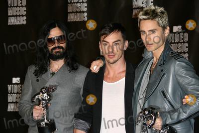 30 Seconds to Mars Photo - 30 Seconds to Marsat the 2010 MTV Video Music Awards Press Room Nokia Theatre LA LIVE Los Angeles CA 08-12-10