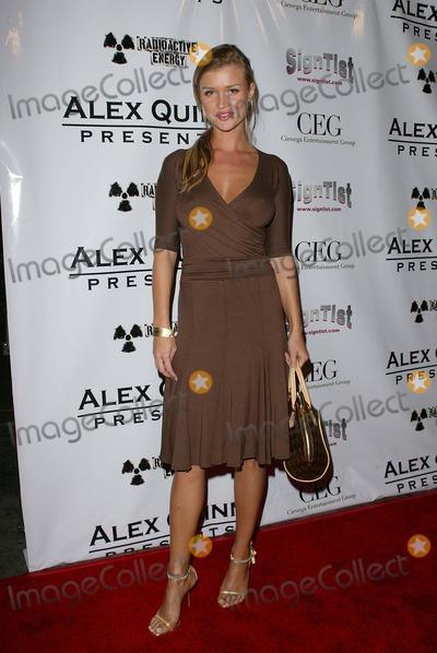 Alex Quinn Photo - Joanna Krupaat An Evening of Forbidden Passions Presented by CEG and Alex Quinn Vanguard Hollywood Hollywood CA 05-25-06