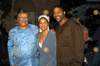 Arturo Sandoval Photo - Arturo Sandoval Debbie Allen and husband Norm Nixon at the 8th Anniversary of the Grand Havana Room Beverly Hills CA 07-25-03