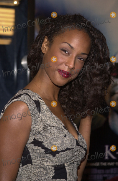 Trina McGee-Davis Photo -  Trina McGee-Davis at the premiere of Universals K-PAX Manns Village Theater in Westwood 10-22-01