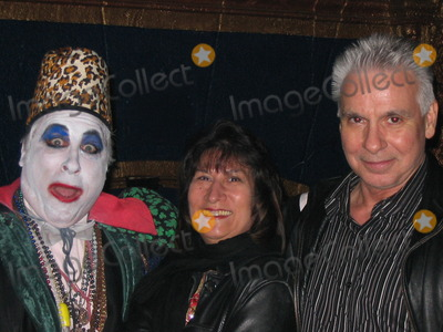 Elvis Presley Photo - Count Smokula Lupe Maria and John DeFusco at the Elvis Presley 70th Birthday Tribute Music Box Theater Hollywood CA 01-08-05