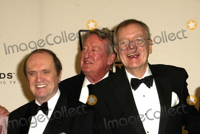 Bob Newhart Photo - Bob Newhart Tom Poston and Bill Daily at the 2005 TV Land Awards Pressroom Barker Hanger Santa Monica CA 03-13-05