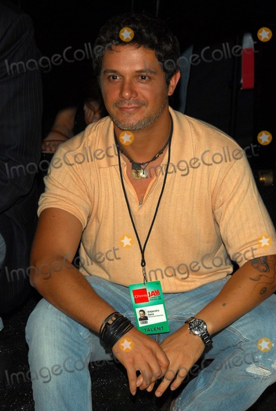 Alejandro Sanz Photo - Alejandro Sanzat the press conference for JCPenny Jam The Concert For Americas Kids Shrine Auditorium Los Angeles CA 06-13-06