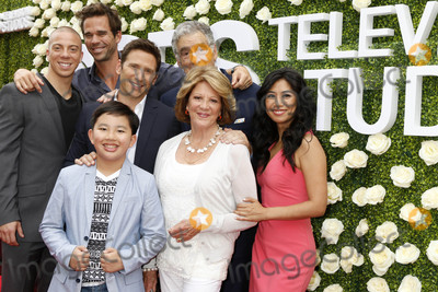 Albert Tsai Photo - Matt Murray David Walton Mark Feuerstein Elliott Gould Albert Tsai Linda Lavin Liza Lapiraat the 2017 Summer TCA Tour CBS Television Studios Summer Soiree CBS Studio City CA 08-01-17
