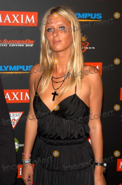 Nicky Hilton Photo - Nicky Hilton at the 2003 Maxim Hot 100 Party Private Location Hollywood CA 06-11-03