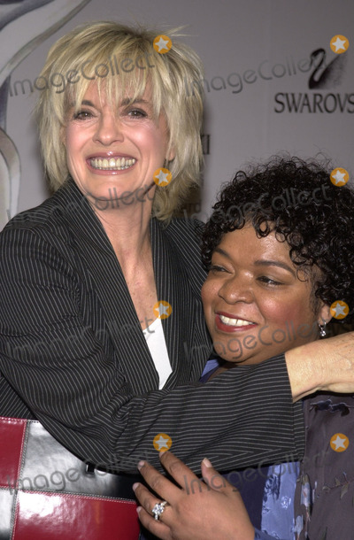 Nell Carter Photo -  Linda Gray and Nell Carter at Women In Films 2001 Crystal Awards Century Plaza Hotel Century City 06-08-01
