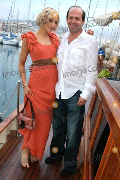Alexandra Fulton Photo - Alexandra Fulton and Max Gottlieb at the Cedar Lane Yacht Party Cedar Lane Yacht Cannes France 05-18-08