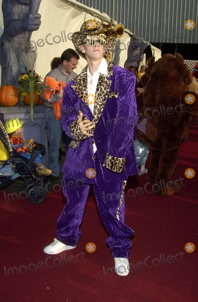 Aaron Carter Photo - Aaron Carter at the 9th Annual Dream Halloween Los Angeles presented by Mattel and Toys R Us a magical Halloween wonderland to benefit Children Affected by AIDS Foundation Barker Hanger Santa Monica CA 10-26-02