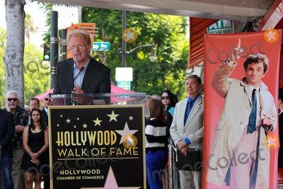 Peter Falk Photo - Ed Begley Jrat the Peter Falk Star on the Hollywood Walk of Fame Ceremony Hollywood CA 07-25-13