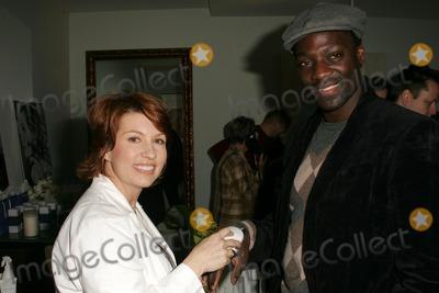 Adewale Akinnuoye-Agbaje Photo - Adewale Akinnuoye-Agbaje trys the DermaNew treatmentat Showtime Style 2006 Day Two Luxe Hotel Beverly Hills CA 01-15-06