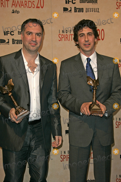 Alexander Payne Photo - Jim Taylor and Alexander Payne at the 20th IFP Independent Spirit Awards - Press Room Santa Monica CA 02-26-05