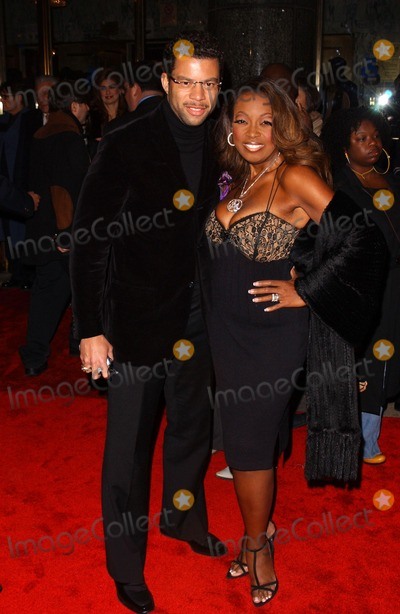 Al Reynolds Photo - Star Jones and Al Reynoldsat the Broadway Opening of The Color Purple The Broadway Theatre New York NY 12-01-05