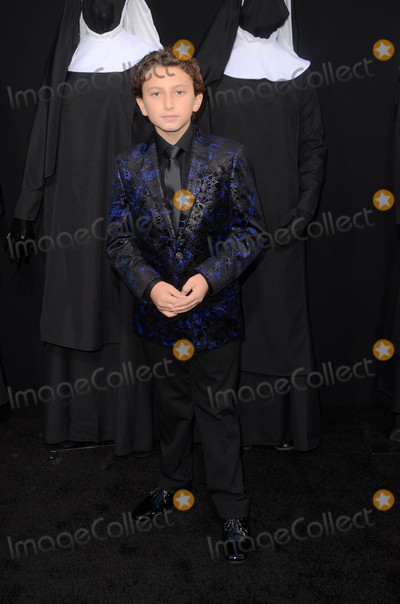 August Maturo Photo - August Maturoat The Nun World Premiere TCL Chinese Theater Hollywood CA 09-04-18