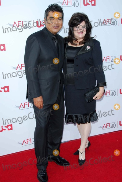 Ann Lopez Photo - George Lopez and Ann Lopezat the 35th Annual AFI Life Achievement Award celebration honoring Al Pacino Kodak Theatre Hollywood CA 06-07-07