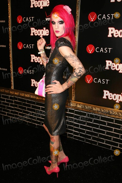 Jeffree Star Photo - Jeffree Star at the Verizon Wireless And People party honoring Grammy Nominee Timbaland Avalon Hollywood Hollywood CA 02-08-08
