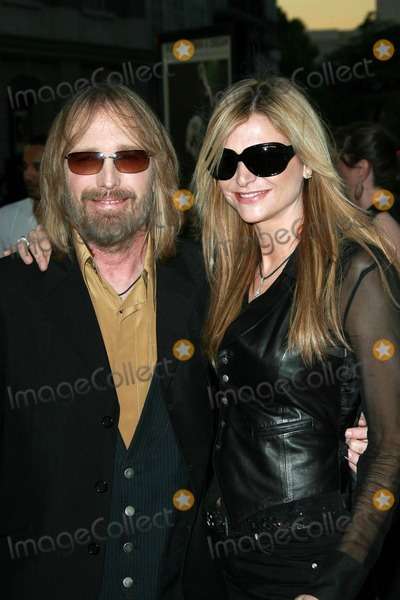 Tom Petty  the Heartbreakers Photo - Tom Petty and wife Danaat the World Premiere of Tom Petty and the Heartbreakers Running Down a Dream Warner Bros Studio Burbank CA 10-02-07