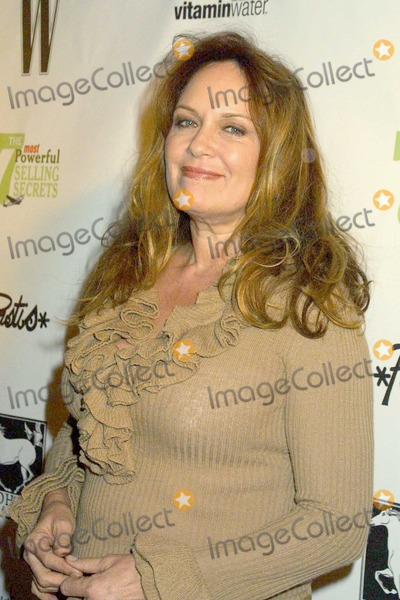John Livesay Photo - Catherine Bach at the W Magazine honors author John Livesay at a private residence in Bel Air CA 01-22-04