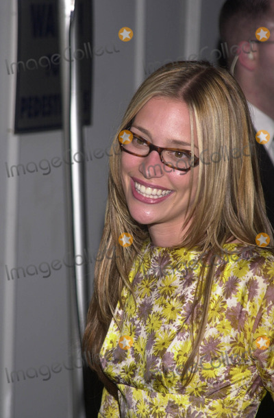 Avant Photo -  PIPER PERABO at the InStyle Magazines exhibition of avante-garde artist Bryten Goss work Quixote Studios West Hollywood 06-28-01