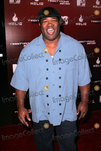 BD Freeman Photo - BD Freemanat the Party Launching the new MTV series TwentyFourSeven Area Los Angeles CA 11-29-06