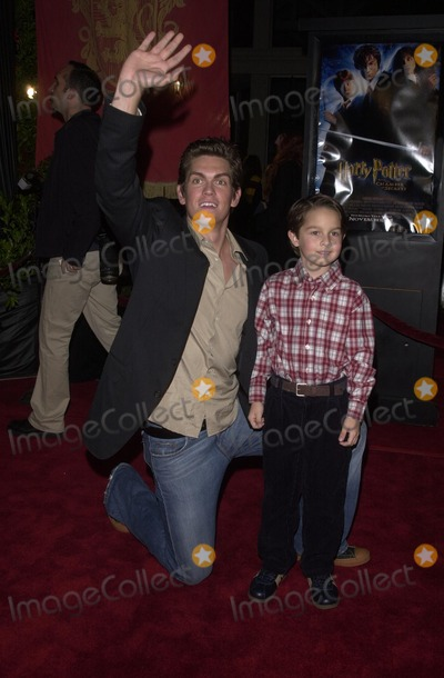 Mitch Holleman Photo - Steve Howey and Mitch Holleman at the premiere of Warner Bros Harry Potter And The Chamber Of Secrets Mann Village Theatre Westwood CA 11-14-02