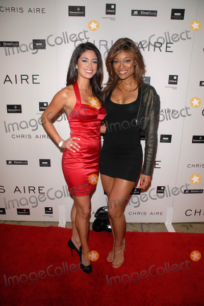 Alicia Marie Photo - Nicole Johnson and Alicia Marieat the introduction of the Chris ire Hollywood Glamour Collection Beverly Hills Hotel Beverly Hills CA 04-07-10