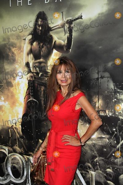 Cassandra Gava Photo - Cassandra Gavaat the Conan The Barbarian World Premiere Regal Cinemas Los Angeles CA 08-11-11