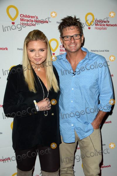 Alli Simpson Photo - Alli Simpson Brad Simpsonat the Childrens Miracle Network Hospitals Winter Wonderland Ball Avalon Hollywood CA 12-12-15