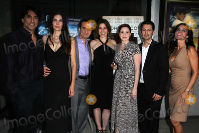 Betsy Russell Photo - Vincent Spano Claudia Eva-Marie Graf John Colella  Stefanie Fredricks Andy Hirsch Betsy Russellat the Fort McCoy Premiere Music Hall Theater Beverly Hills CA 08-15-14