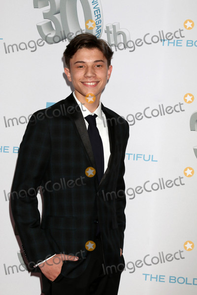 Anthony Turpel Photo - Anthony Turpelat the The Bold and The Beautiful 30th Anniversary Party Cliftons Downtown Los Angeles CA 03-18-17
