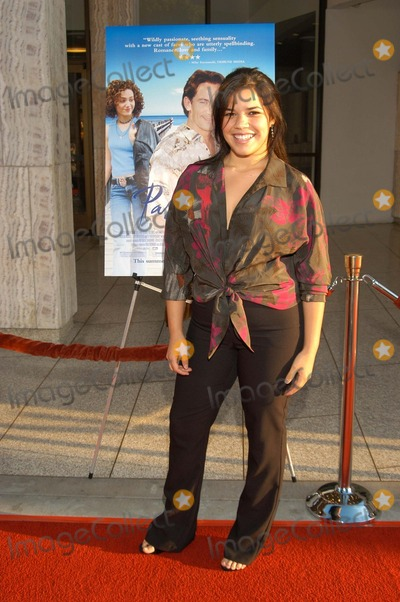 America Ferrera Photo - America Ferrera at Passionada Premiere Cinerama Dome Hollywood Calif 08-14-03