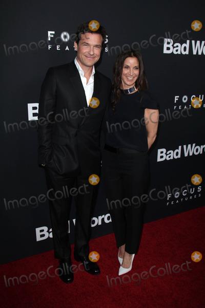 Amanda Anka Photo - Jason Bateman Amanda Ankaat the Bad Words Los Angeles Premiere Arclight Hollywood CA 03-05-14