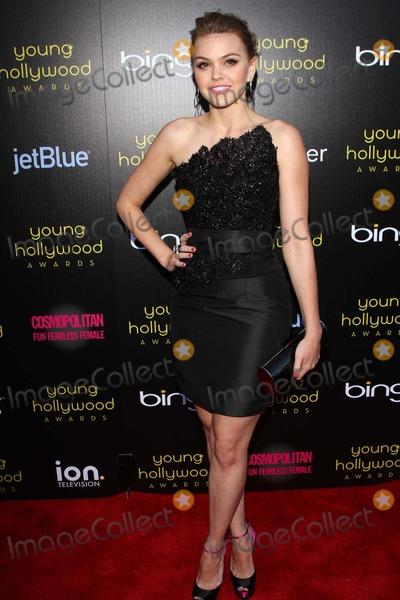 Amy Teegarden Photo - Amy Teegardenat the 2011 Young Hollywood Awards Club Nokia Los Angeles CA 05-20-11